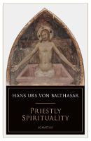 Priestly Spirituality